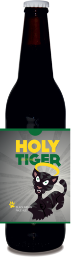 Holy Tiger Black