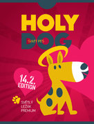 Holy Dog Valentine